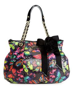 My new Betsey Johnson Bag.  I love, love, love!!