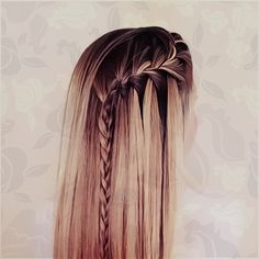 long straight beauty hair styles