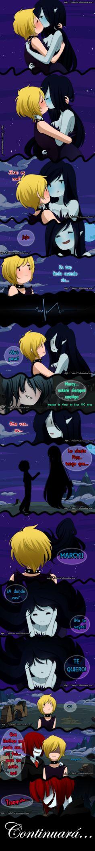 Finnceline comic by Vika01 on DeviantArt