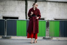 Best Street Style at Paris Fashion Week Fall 2015