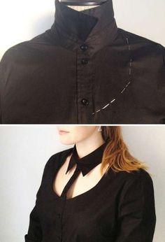 6 idées de DIY pour customiser très facilement vos vêtements