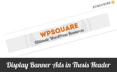 Thesis rotating banner