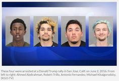 Hope they cashed their Soros' checks, they're going to really need the money for bail. SAN JOSE, Calif. (KGO) — San Jose police have ...