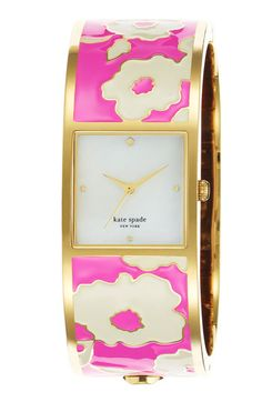 Adorable. kate spade new york 'delacorte' bangle watch | Nordstrom