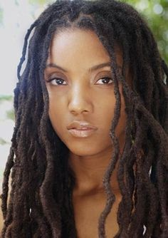 It's nice to finally see locs that look like mine!  Gives me hope!