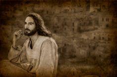 """Messiah III""- Unique Christian Artwork | Remarkable Jesus Artwork"