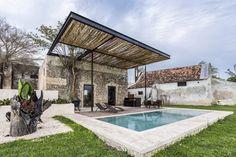 Galería de Hacienda Niop / R79 + AS Arquitectura - 1