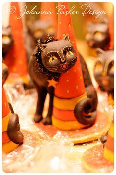 Limited-Edition-Cat-on-Hat by Johanna Parker Design!