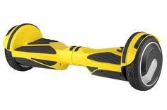 Gagner Un Hoverboard! Yellow HoverBoard V5http://pinterest.com/pin/206602701635343904/
