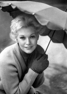 """Kim Novak, American film and television actress born February 13, 1933. Novak is possibly best known for her dual role in the 1958 Alfred Hitchcock film """"Vertigo"""". She also appeared in """"Picnic"""" (1955), """"The Man with the Golden Arm"""" (1955), """"Pal Joey"""" (1957), """"Middle of the Night"""" (1959), """"The Notorious Landlady"""" (1962), and """"Kiss Me, Stupid"""" (1964)."""