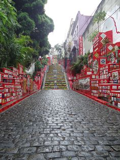 Rio street #Brazil #monogramsvacation