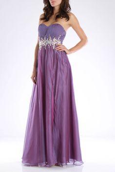 Colors Dress Ariel Dress in Grape - Beyond the Rack