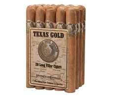 Texas Gold World's Best Cigars