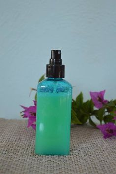 Spray per Capelli Secchi Fai da Te Soap Dispenser, Beauty Secrets, Aloe, Perfume Bottles, Personal Care, Shampoo, Wellness, Health, Home