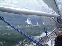 dagje zeilen, avondje zeilen, challenge Team Sailing, zeilen, Oosterschelde