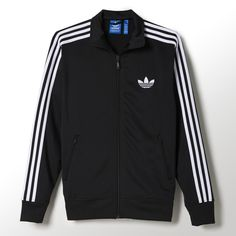 From Olympic podiums to concert stages, the adidas Originals Firebird Track Top has been almost everywhere and done almost everything. Now it's your turn to zip up this iconic men's track jacket and expand the legacy. Fashion Wear, Look Fashion, Tracksuit Set, Adidas Outfit, Your Turn, Aesthetic Fashion, Adidas Men, Adidas Jacket, Sportswear