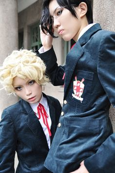 J & Paul Anderson (Ayato - WorldCosplay) | J no Subete #cosplay #manga