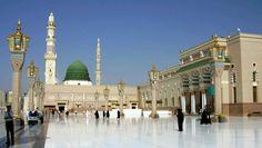 Al-Masjid al-Nabawī. Medina. Islam