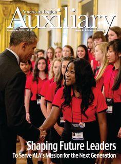 Auxiliary magazine, 2015, Vol. IV, November 2015
