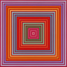Richard Anuszkiewicz paintings - Google Search