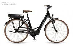 Das E-Bike Winora X275F Einrohr 7G Nexus FL 16 schwarz hier auf E-Bikes-Test.info vorgestellt. Weitere Details zu diesem Bike auf unserer Webseite.