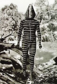 絶滅した裸族「ヤーガン族」がまるでウルトラマンや仮面ライダーの超センス | DDN JAPAN
