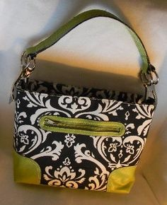 Demask Print with Lime Green $36.95