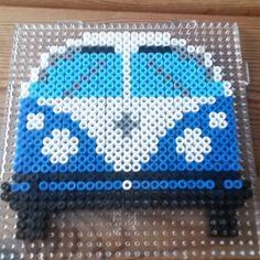 VW Van hama beads by kakana22