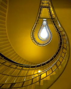 spiral staircases are instagram's latest obsession