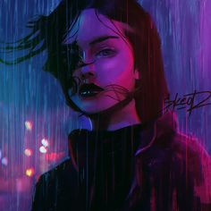 Digital Paintings: Tony Skeor Source by fmuscheid Our Reader Score[Total: 0 Average: Related coisas que o clássico cyberpunk Neuromancer previu Cyberpunk Kunst, Cyberpunk Girl, Cyberpunk Fashion, Cyberpunk Rpg, Neon Girl, Cyberpunk Aesthetic, Art Anime, Digital Art Girl, Digital Art Fantasy