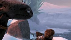 I am apologizing for this now - there's about to be a lot of HTTYD 2 stuff from me. I'm obsessed.