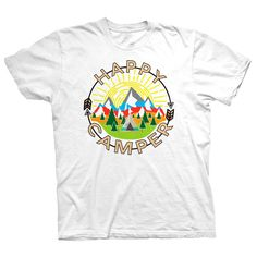 Happy Camper available exclusively at Drclothing.com