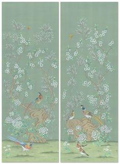 chinoiserie panels