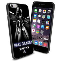 NFL Baltimore Ravens What's our name - Raven, Cool iPhone 6 Smartphone Case Cover Collector iphone TPU Rubber Case Black Phoneaholic http://www.amazon.com/dp/B00U7WCC02/ref=cm_sw_r_pi_dp_s6Bnvb16NRRSH
