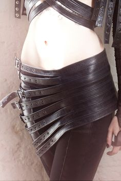 Hey, I found this really awesome Etsy listing at https://www.etsy.com/listing/178849673/tural-8-strap-multi-level-belt