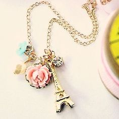 Paris Necklace by Nest Pretty Things