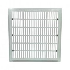Swimming Pool Frame Grate 12 Inch X 12 Inch