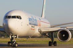 EuroAtlantic Cargo Boeing 767-375(ER)(BDSF) CS-TLZ | Flickr