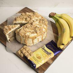 Cadbury Caramilk Chocolate is BACK! We have 10 super delicious recipes all starring one of Australia's favourite chocolate blocks! Banana Bread Recipes, Brownie Recipes, Chocolate Recipes, Cadbury Recipes, Cheesecake Recipes, Delicious Desserts, Dessert Recipes, Yummy Food, Cupcake Recipes