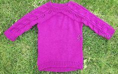 Пуловер с ажурными рукавами листочками. Видео, схема Crochet Videos, Knit Crochet, Pullover, Knitting, Youtube, Baby, Fashion, Lace Sleeves, Tejidos