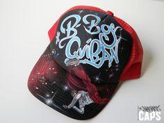 Nayade Caps Gorras personalizadas Custom caps