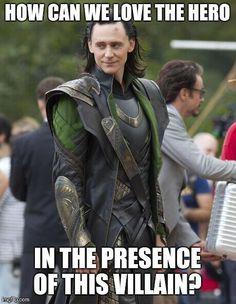 Loki, not Thor