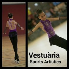 www. vestuaria.cat Patinatge competiton