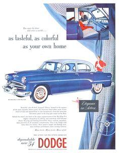 1954 Dodge Royal 4-Door Sedan