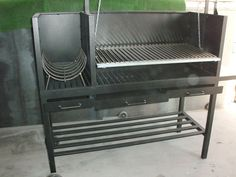 """Fantastic """"built in grill diy"""" information is available on our web pages. Have a look and you wont be sorry you did. Bbq Grill, Asado Grill, Fire Pit Grill, Grilling, Parrilla Exterior, Argentine Grill, Smoke Grill, Built In Grill, Grill Design"""