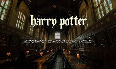 Where to find destinations of Harry Potter around the world