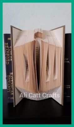 Doctor-Who-Book-folding-pattern