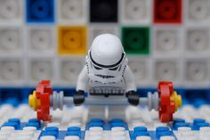 It's opening day for the Olympics! - Lego Stormtrooper Olympics