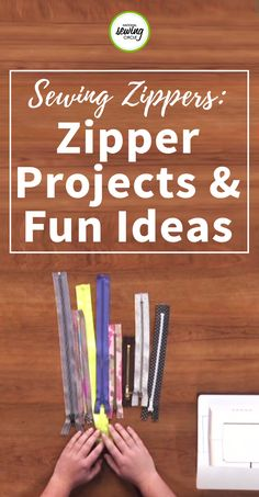 Beth Bradley teaches you fun and funky ways to use zippers on your garments or other projects. Learn the many creative ways to utilize your zippers as well as see the many kinds of zippers that are available. Find out how to make zippers a part of your design or how to best hide them. Use these tips to purchase the proper tools and create fun pieces of clothing that incorporate zippers.