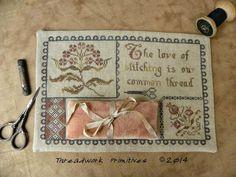 Threadwork Primitives: Common Thread for Ladies Prim Society